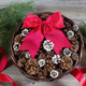 Basket filled with Holiday objects for Christmas Season - PhotoDune Item for Sale