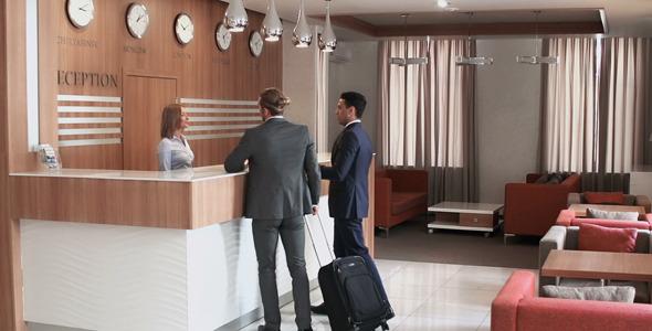 Reception Service Routine