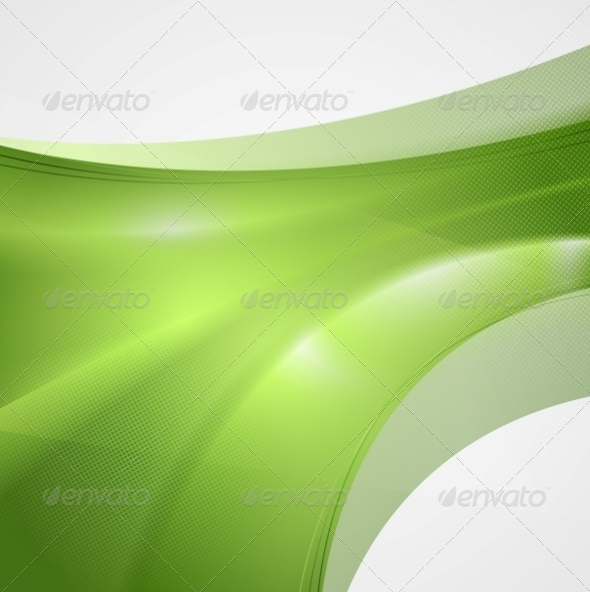 GraphicRiver Abstract Tech Wavy Background 8399212