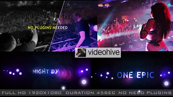 DJ Party Show