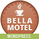 Bella Motel - Restaurant & Bakery WordPress Theme - ThemeForest Item for Sale