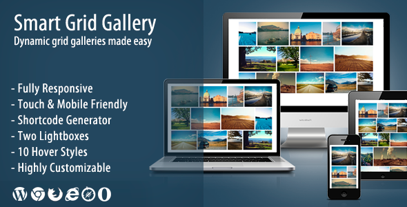CodeCanyon Smart Grid Gallery 8365014