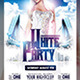 White Party Night Club Flyer - GraphicRiver Item for Sale