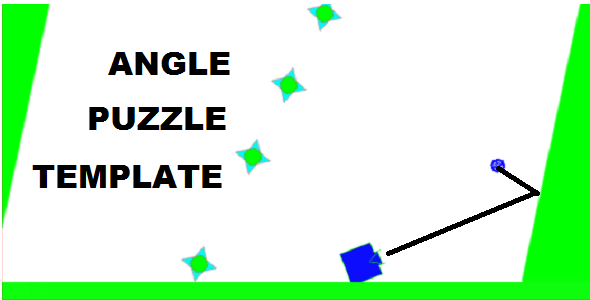 CodeCanyon Angle Puzzle Template 8402529