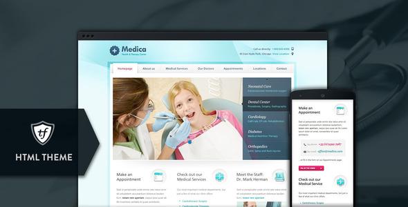 Medica - Doctor, Dentist & Health Clinics - Health & Beauty Retail