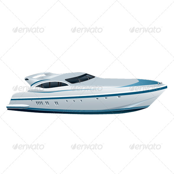 GraphicRiver Speed Yacht 8405508