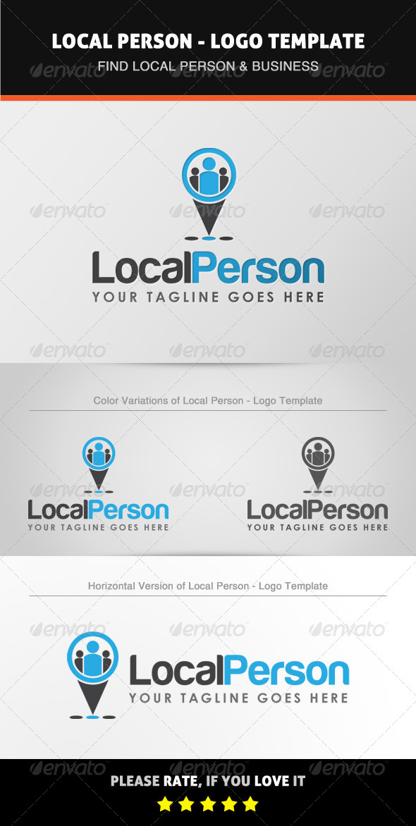 GraphicRiver Find Local Person 8405687