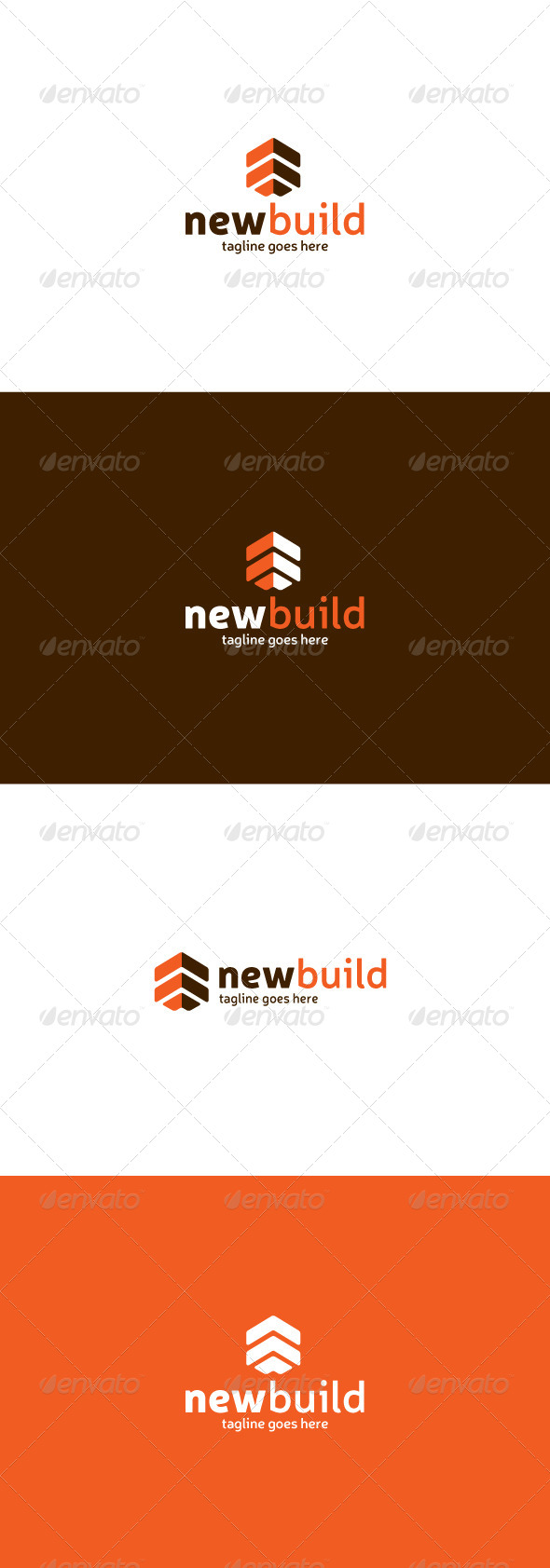 GraphicRiver New Build Logo 8406071