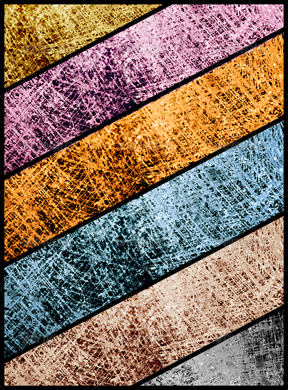 GraphicRiver Colored Scratches Backgrounds 8392190
