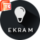 Ekram - The Most Complete PowerPoint Template  - GraphicRiver Item for Sale