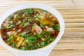 hot and spicy pork rib hot pot with tamarind and Thai herbs - PhotoDune Item for Sale