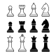 Chess Pieces - GraphicRiver Item for Sale
