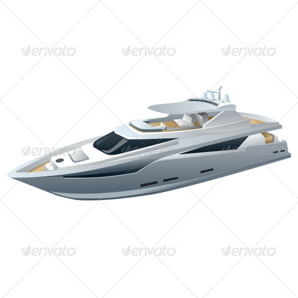 GraphicRiver Speed Yacht 8406725