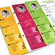 The Simple CV/Resume Vol-2 - GraphicRiver Item for Sale