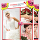 Wedding Photos Flyer Template - GraphicRiver Item for Sale