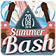 Summer Bash - Flyer [Vol.2] - GraphicRiver Item for Sale