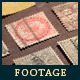 Old Stamps  - VideoHive Item for Sale