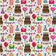 Seamless Party Pattern - GraphicRiver Item for Sale