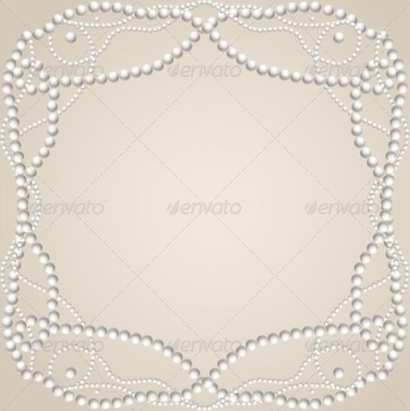 GraphicRiver Pearl Decoration 8407706