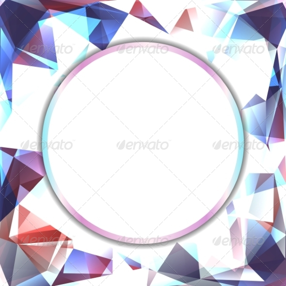 GraphicRiver Polygon Background 8407893