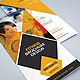Fitness Gym Tri-Fold Brochures Template 2 - GraphicRiver Item for Sale