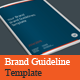 Brand Guideline Templates  - GraphicRiver Item for Sale