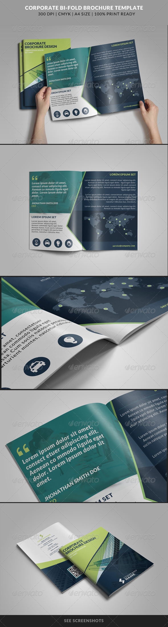 GraphicRiver Corporate Bi-Fold Brochures Template 12 8335960