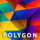 3D Polygon Background - GraphicRiver Item for Sale