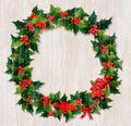 Christmas driftwood wreath - PhotoDune Item for Sale
