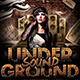 Underground Sound Party - GraphicRiver Item for Sale