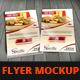Flyer Mockup A4 - GraphicRiver Item for Sale