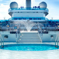 Cruise ship Pool Deck - PhotoDune Item for Sale