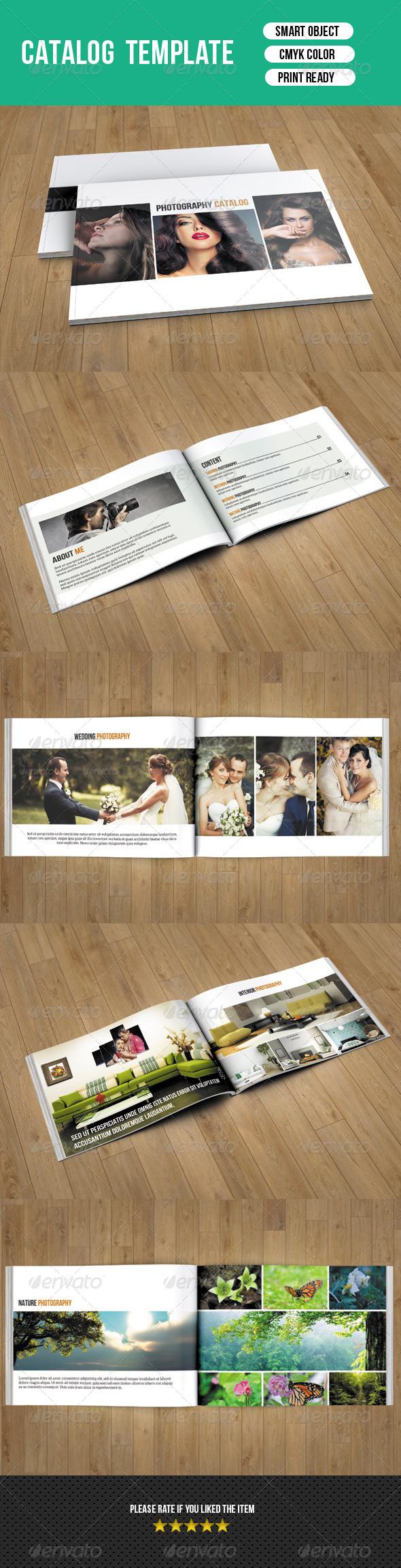 GraphicRiver Photography Catalog 8409237