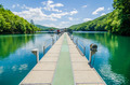 Lake fontana boats and ramp in great smoky mountains nc - PhotoDune Item for Sale