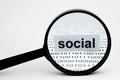 Search for social media
