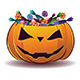 Halloween Pumpkin Illustration - GraphicRiver Item for Sale