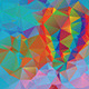 Rainbow Polygonal Background - GraphicRiver Item for Sale