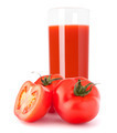 Tomato vegetable juice in glass - PhotoDune Item for Sale
