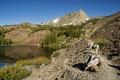 Hiking Past Lake - PhotoDune Item for Sale