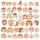 Funny Faces - GraphicRiver Item for Sale