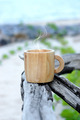 Coffee on the beach. - PhotoDune Item for Sale