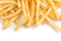 pile of french fries isolated on white - PhotoDune Item for Sale