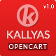 Kallyas - Premium OpenCart Theme - ThemeForest Item for Sale