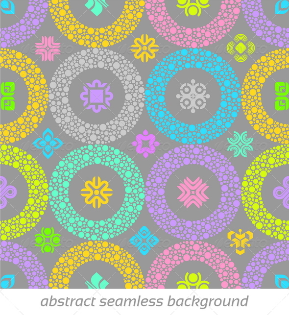 GraphicRiver Abstract Seamless Vector Background 8411853