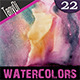 Monotype Watercolor Papers Set - GraphicRiver Item for Sale