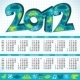 2012 Cartoon Calendar - GraphicRiver Item for Sale