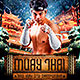 Muay Thai Flyer Template - GraphicRiver Item for Sale