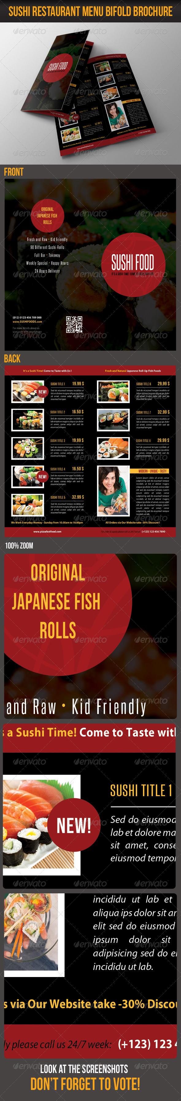 GraphicRiver Multiuse Bifold Brochure 64 8413451