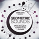 Geometric Sounds Flyer/Poster Template - GraphicRiver Item for Sale