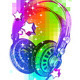 Design with Hand Drawn Headphones - GraphicRiver Item for Sale